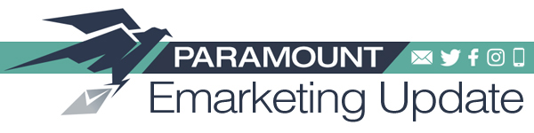 Paramount Emarketing Update