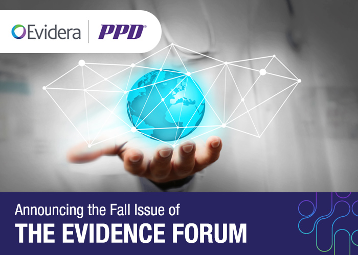 Announcing the Fall Issue of The Evidence Forum